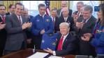 Trump signed NASA bill
