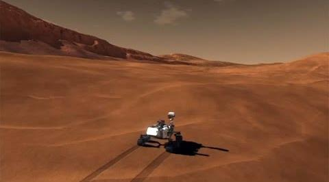 NASA's Mars rover finds new clues about life on the Red Planet