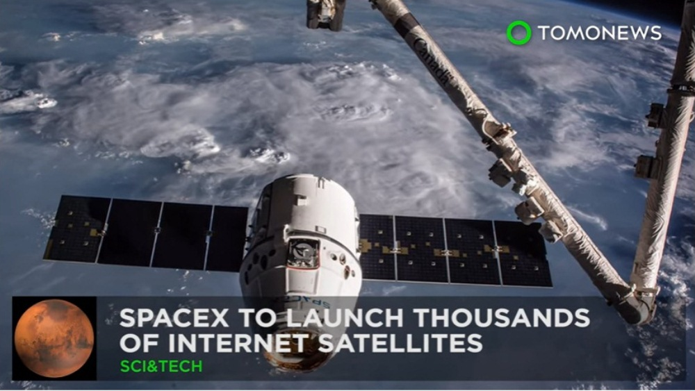 SpaceX plans to launch internet satellites in 2019 to provide internet access worldwide