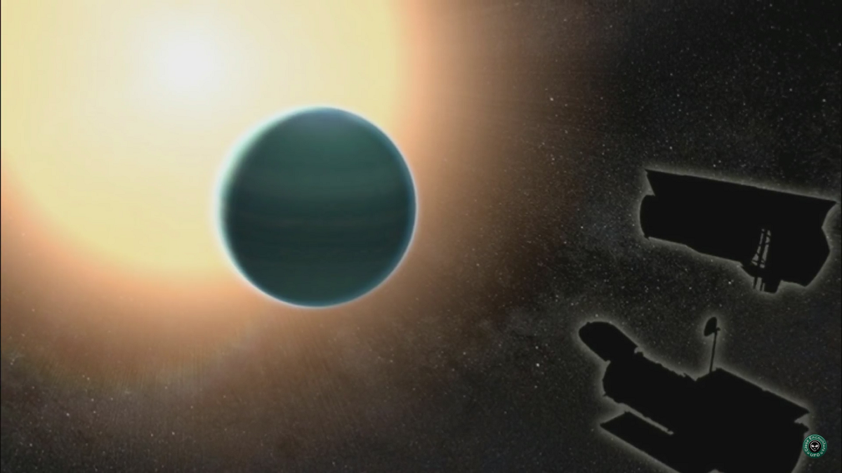 Water Found In Primitive Atmosphere Of Distant Warm Neptune
