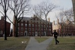 The Harvard University campus.