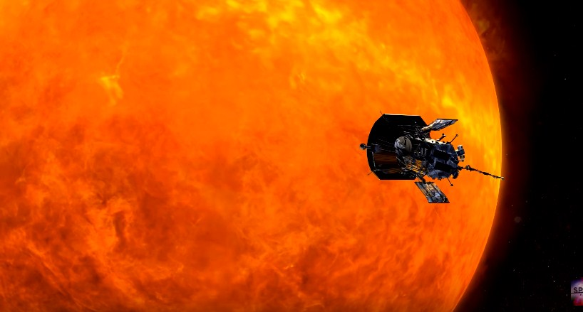 """NASA's announced mission to """"touch the sun"""" will launch the Parker Solar Probe into the sun."""