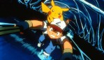 A scene from 'Pokemon 3' movie. In 1997, one episode of the 'Pokemon' TV series triggered epileptic seizure to hundreds of children in Japan.