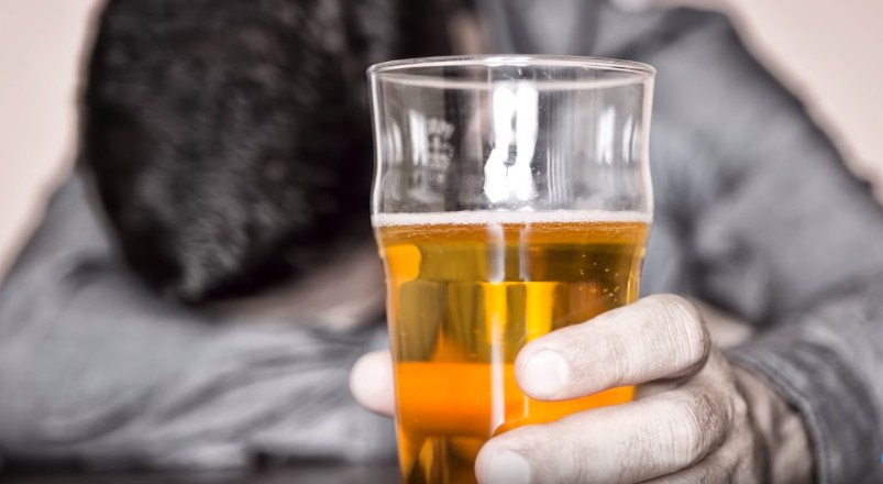 Records for over 30 years reveal that atrophy or tissue degeneration in the brain are more common in regular drinkers.