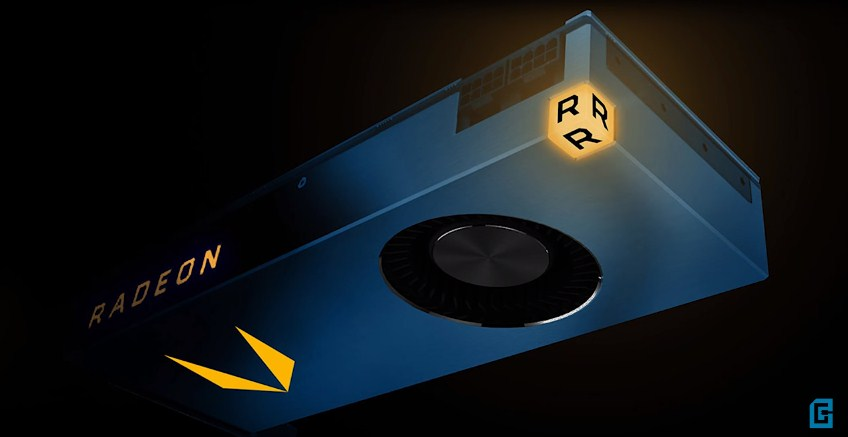 The AMD Radeon Vega Frontier Edition was identified to be made for developers and professionals and not gamers.