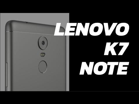 Lenovo K7 Note