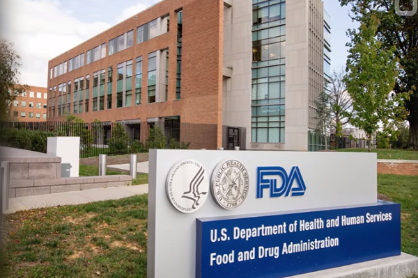 On Tuesday, the U.S. Food and Drug Administration approved a new drug that helps treat adults with relapsed or refractory acute myeloid leukemia