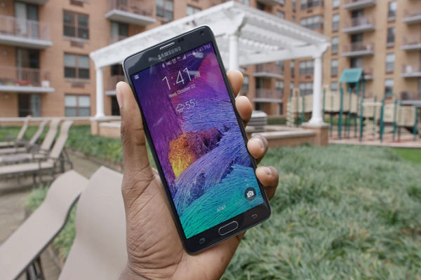Samsung Galaxy Note 4 - their best yet