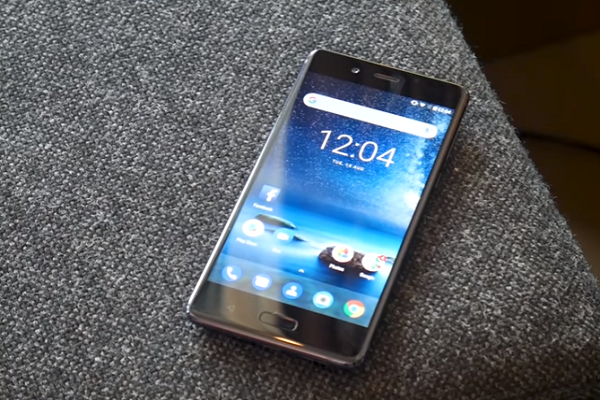 The Nokia 8 is the first Nokia flagship to run Android and the first to be developed by startup HMD