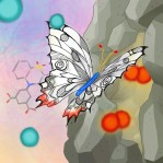 Butterfly-shaped Ligands (IMAGE)