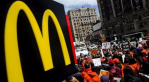 McDonalds' Chief Executive Steve Easterbrook decided that the company considered REIT risky for its businees structure