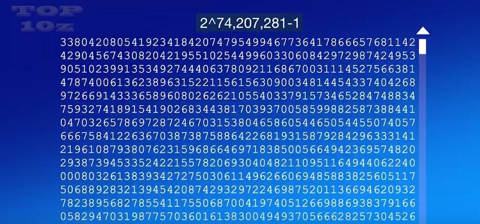 GIMPS Unveils Largest Known Prime Number Yet