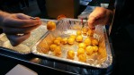 A trans fat-free potatoes is pictured in New York City on Oct. 30, 2006. Trans fat is known to increase LDL.
