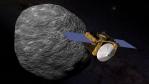 Rendered image of OSIRIS-Rex