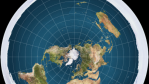 A rendered picture of the Flat Earth model