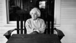 Einstein at his Princeton Home in 1951.
