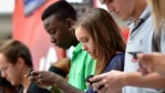 Teens are the main victims caught up in this technological frenzy
