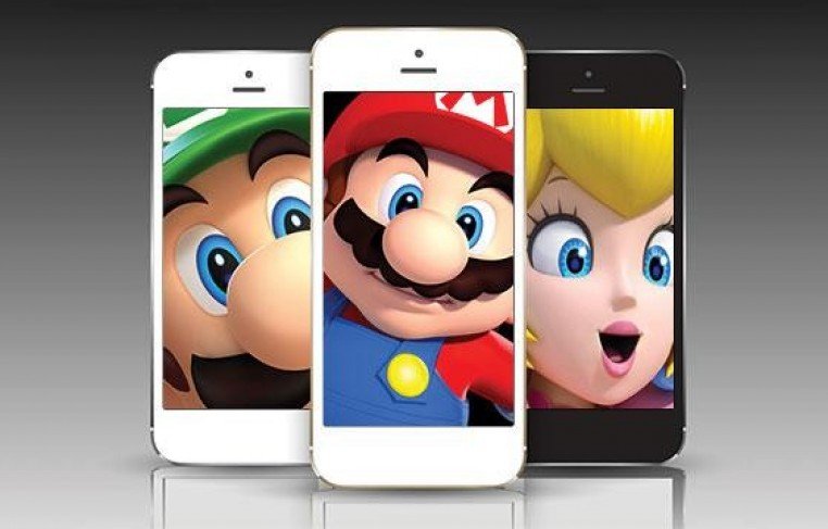 Nintendo will come to play on mobile phones next year
