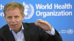 Dr. Bruce Aylward, the World Health Organization's assistant director general, said the number of Ebola cases worldwide will rise above 9,000 this week.