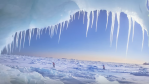 Arctic Ice temperatures rising